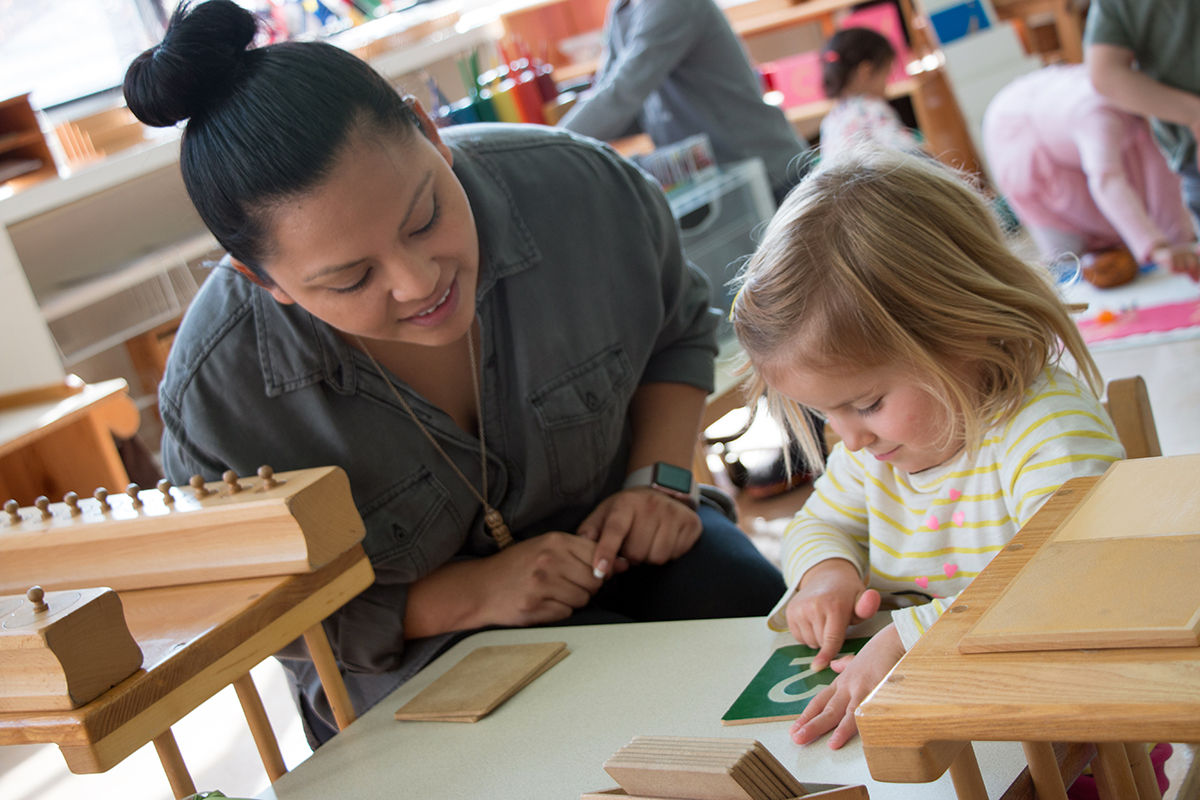 Added: Montessori Spanish Immersion 3-Week Camp