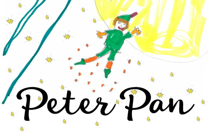 Peter Pan is coming to Aidan this April!