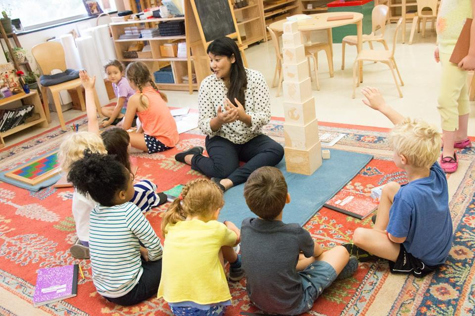 Storytelling in Montessori Elementary
