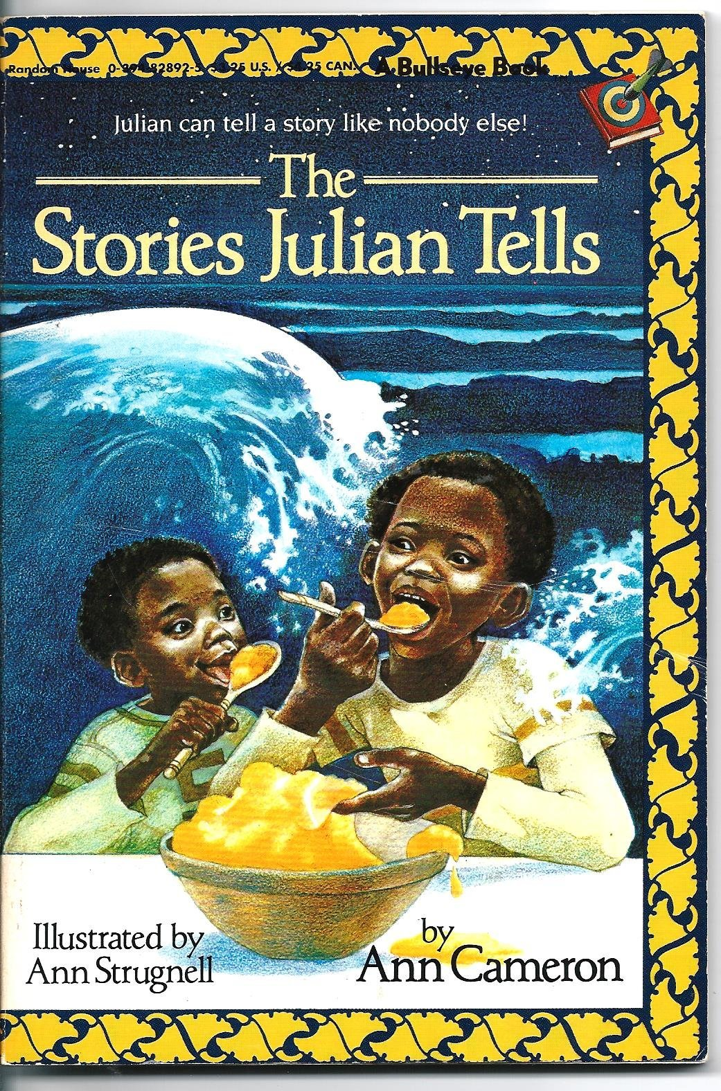 Book Recommendation: Ann Cameron's Julian Series