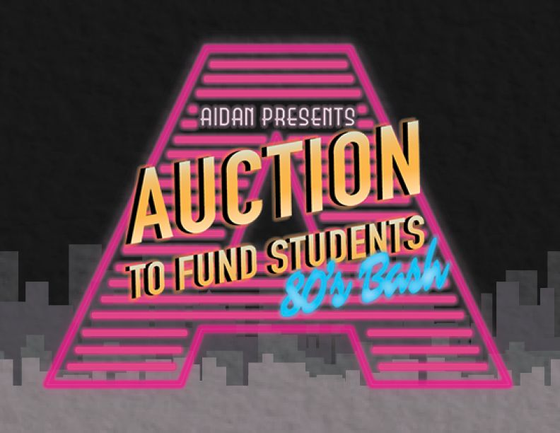 Mark Your Calendar, Sponsor, and Advertise: the Auction is Coming!