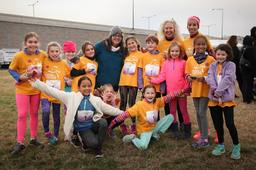 Last Chance to Sign Up for Girls on the Run