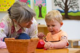 At Home With Montessori – A Prepared Environment for Young Children