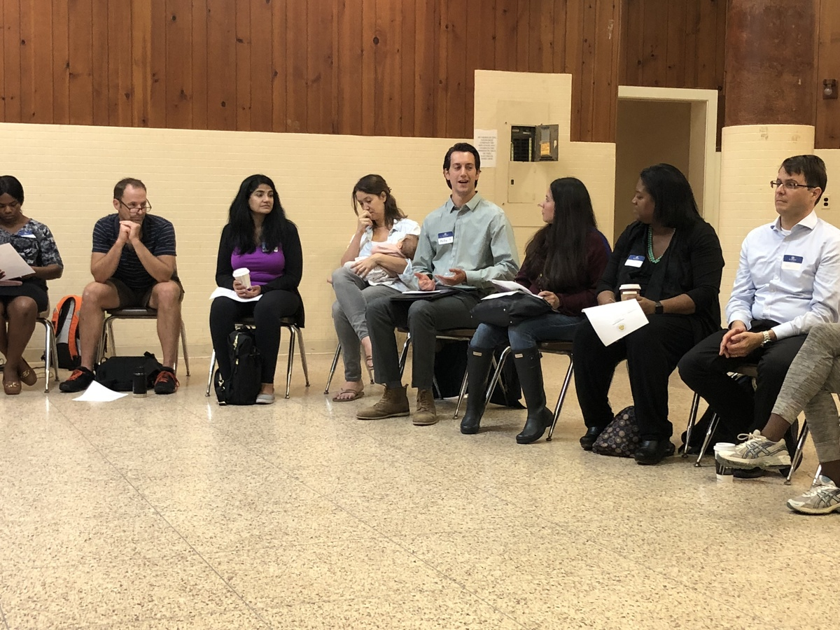 Recap of the First Parent Association Meeting of 2018-19