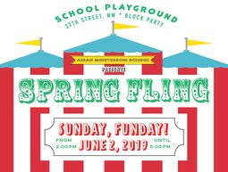 Save the Date: Spring Fling is June 2nd