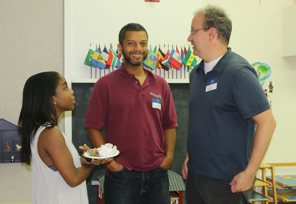 New and Transitioning Parent Reception