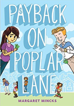 Cover of Payback on Poplar Lane