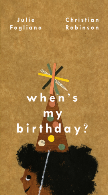 Cover of When's My Birthday